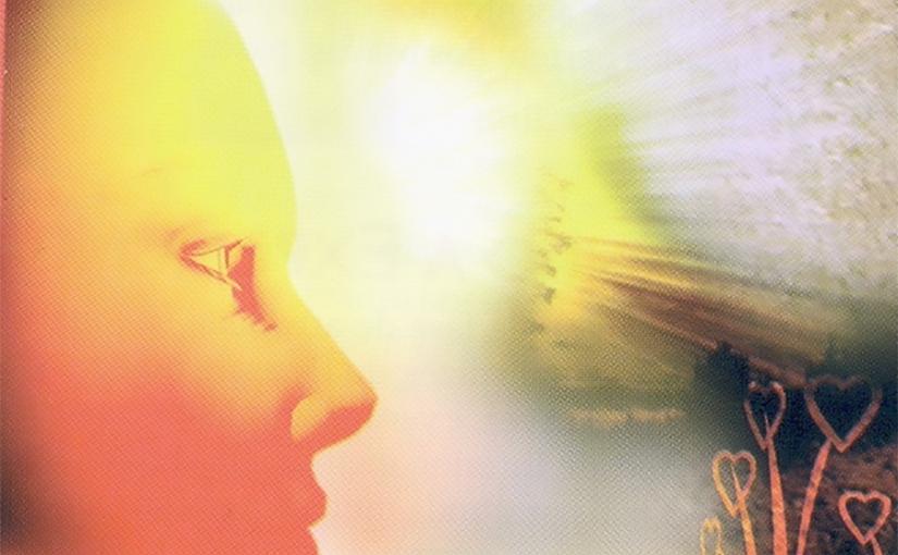 Ilustração de pessoa olhando para a Luz